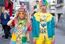 HaRaJuKu sTyLe / Over the top, in your face, crazy, mental, amazing Harajuku Fashion, Kawaii Clothes and Style, Kitsch Japanese Clothing and Accessories!