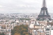 Wanderlust   Europe and Tropical Destinations / Our dream destinations for the countries we'd love to visit.