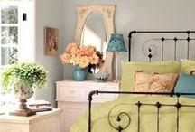 Bedroom Ideas / by Sally Morrison