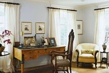 Office Design Ideas / by Sally Morrison