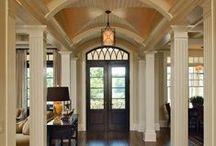 Entry Design Ideas / by Sally Morrison