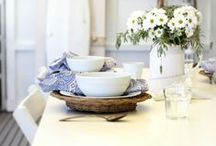 Dining Design Ideas / by Sally Morrison