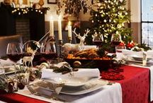 Weihnachten / Zauberhafte Weihnachtsdekoration. Verleiht eurem zu Hause zum Fest der Liebe ein gemütliches Ambiente.