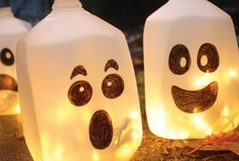 Halloween goodies and crafty fun / by Devin Yancy