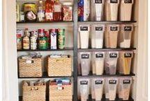 Kitchen Organization / by Becki Sinclair