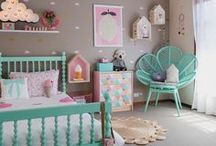 Girls room / by Jamie Neuberg