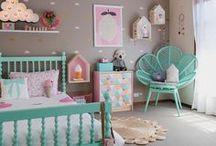 Girls room / by Jamie Neuberg