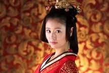 Historical Movie Costumes : China