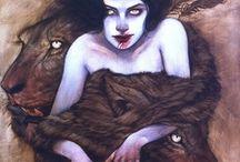 Art (Creepy) / by Starla Knight