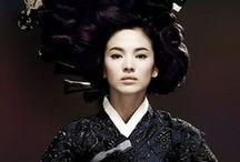 Historical Movie Costumes : Korea