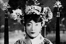Vintage Photos : Asia