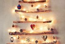 christmas&winter decor ideas