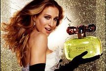 Fragrances & celebrities