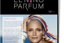 Beauty magazine El nino / Fresh and latest informations from the Beauty World El nino parfum! Be first who know it ..