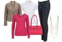 Fashion Ideas / Ideas for your personal style - you buy the separates, add your personal flair, and put it all together!