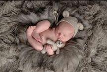Babies Born Via Surrogacy! / A collection of babies born through our surrogacy program.