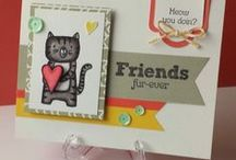 Cardmaking Inspiration / Get inspired with these cardmaking ideas, workshops and specials!