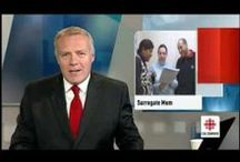 Canadian Surrogacy News / Canadian surrogacy stories in the news!