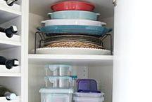 Clean + Organize