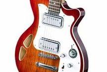 Non-vintage guitars