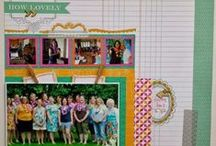 Scrapbooking Layouts / Scrapbooking ideas, workshops and specials to help you get inspired!