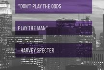 Harvey Specter - WWHD