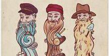 Beards + Lumberjacks