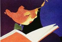 Children's Book Illustrations and Wall Art