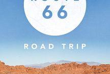 Route 66 & US roadtrips