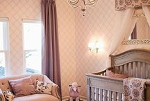 Nursery Ideas / by Stephanie Lavoie Verducci