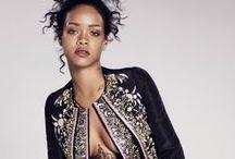 Rihanna, Carla &