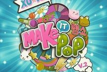 Make it pop / Tv progamma op nickelodeon