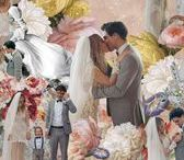 Custom Art / Wedding Photo Montage