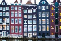 Netherlands ~ Pays Bas