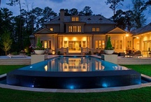 Swimming Pools and Spas / Just some pictures of pools and spas that I like / by the M group