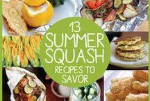 Eat: Squash