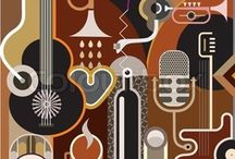 musical instruments / by Inge Sjødahl Rasmussen