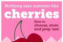 Eat: Cherries