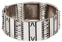 Jewelry - Silver - Georg Jensen - Denmark / by Debbie Clausen
