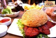 Fillet Steak&More Hamburger