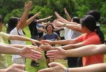 Icebreakers & Energizers / Fun and interactive ideas to break the ice and build community for groups big and small