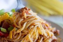 Recipes To Make / Enjoyable Food / by Leonard Klem
