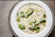Fans' Favourite Risotto Recipes / We asked our Facebook fans what their favourite risotto recipes were. Here are their answers!