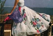 Gowns, dresses and frocks ! / Wedding dresses, bridesmaid dresses, flower girl dresses and more . . .