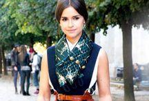 Mira Duma ❤️ / Love her style !