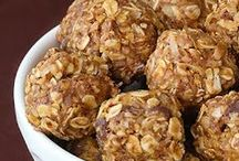 Figure Friendly Snacks / Follow for recipes of healthy snacks that will help you on your weight loss journey!