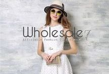 Sleeveless Dress / Ready to capture people's attention this summer? Please visit our website at www.wholesale7.net