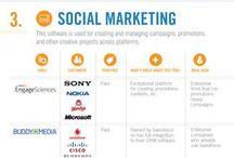 Social Media / #social #media #marketing #infographics #tips