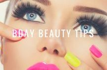 Birthday Beauty Tips / Inspiration for your best look for your birthday! Find hairstyles, makeup, and more here.