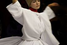 The sacred ritual of love / The dancing dervishes Sufism Poetry & Music